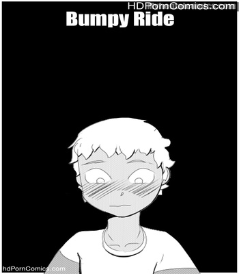 Porn Comics - Bumpy Ride Sex Comic