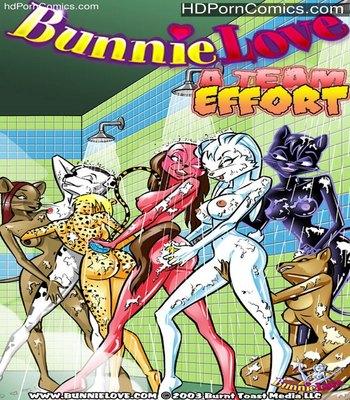 Porn Comics - Bunnie Love 3 Sex Comic