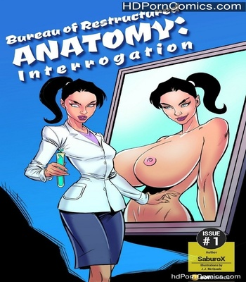 Porn Comics - Bureau Of Restructured Anatomy 1 – Interrogation Sex Comic