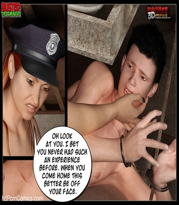 Busted 2 – The Dominatrix Sex Comic sex 60