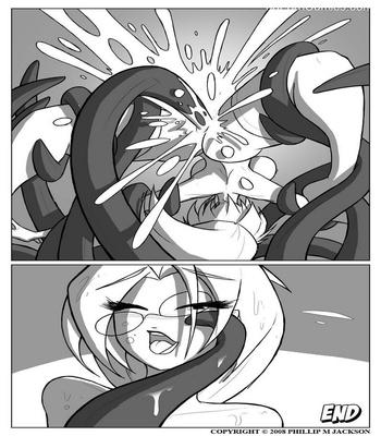 Calamari Grimoire Sex Comic sex 10