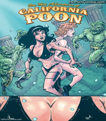 Porn Comics - California Poon free Cartoon Porn Comic