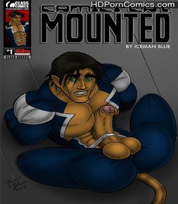 Porn Comics - Camili Cat – Mounted Sex Comic