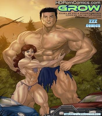 Porn Comics - Camp And Grow 1 Sex Comic