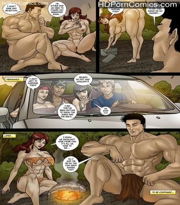 Camp And Grow 1 Sex Comic