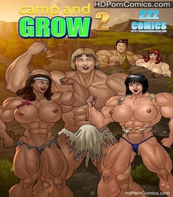 Porn Comics - Camp And Grow 2 Sex Comic