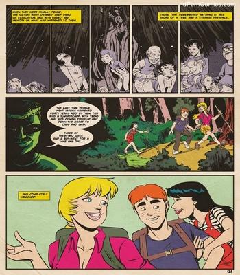 Camp Sherwood [Mr.D] (Ongoing) Sex Comic