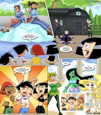 Camp Woody – The Phantom Prelude Sex Comic