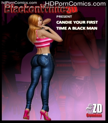 Porn Comics - Candie Your First Time a Black Man free Cartoon Porn Comic