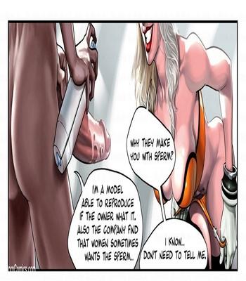 Captain Space5 free sex comic