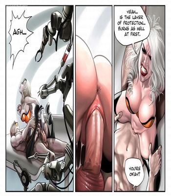 Captain Space6 free sex comic