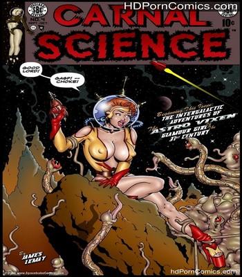 Porn Comics - Carnal Science 4 Sex Comic