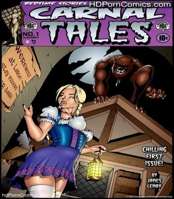 Porn Comics - Carnal Tales 1 Sex Comic
