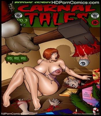 Porn Comics - Carnal Tales 3 Sex Comic