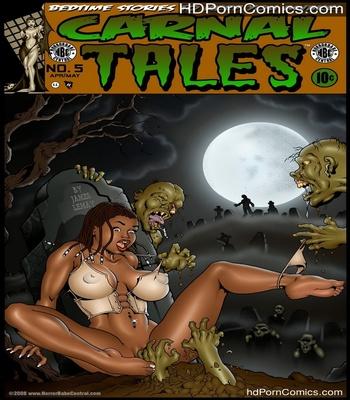 Porn Comics - Carnal Tales 5 Sex Comic