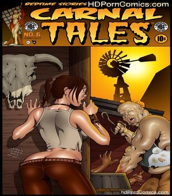 Porn Comics - Carnal Tales 6 Sex Comic