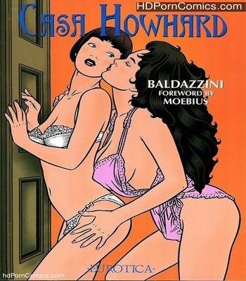 Casa Howhard 1 Sex Comic