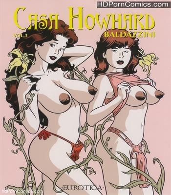Porn Comics - Casa Howhard 3 Sex Comic