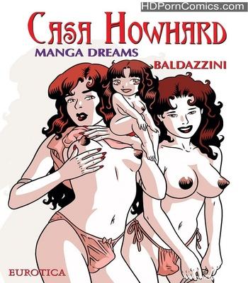 Porn Comics - Casa Howhard 5 Sex Comic