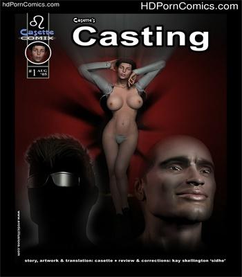 Porn Comics - Casting 1 Sex Comic