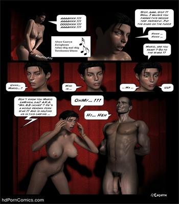 Casting 1 Sex Comic sex 10