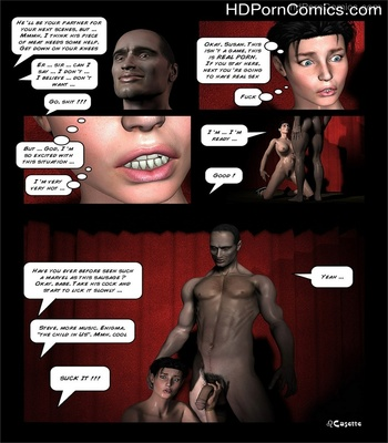 Casting 1 Sex Comic sex 11