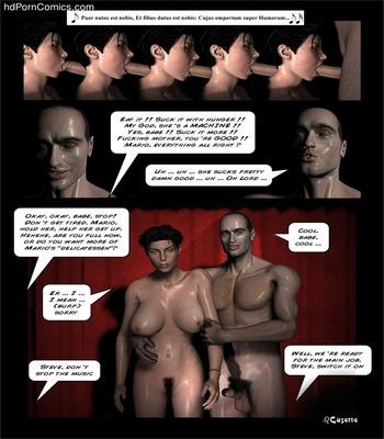 Casting 1 Sex Comic sex 13