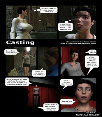 Casting 1 Sex Comic sex 2