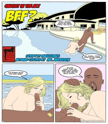 Caught In The Act - BFF 2 free sex comic