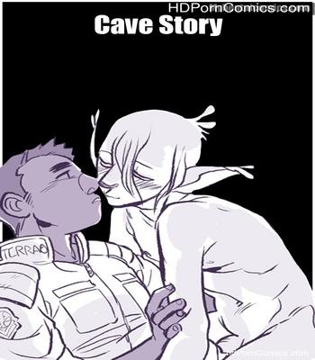Porn Comics - Cave Story Sex Comic