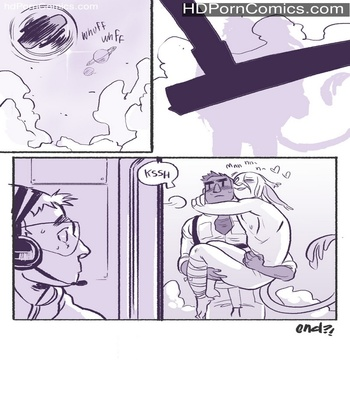 Cave Story Sex Comic
