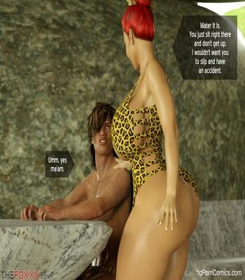 Cavevixens-110 free sex comic