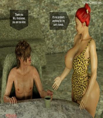 Cavevixens-114 free sex comic