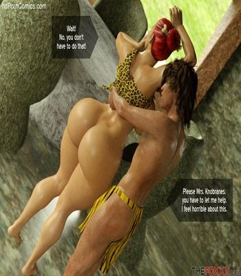Cavevixens-123 free sex comic