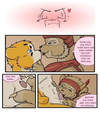 Chakat Season 1 Sex Comic sex 19