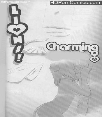 Porn Comics - Charming Sex Comic