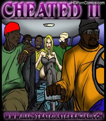 Porn Comics - Cheated 2 Sex Comic
