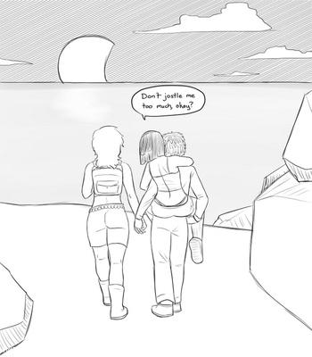 Cheer Sex Comic