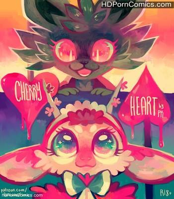 Porn Comics - Cherry Heart Sex Comic