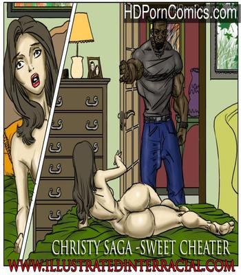 Christy Saga part 1 to 4 free Cartoon Porn Comic thumbnail 001