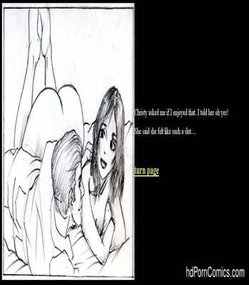 Christy Saga part 1 to 4 free Cartoon Porn Comic sex 32