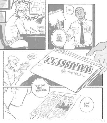 Classified Sex Comic sex 2