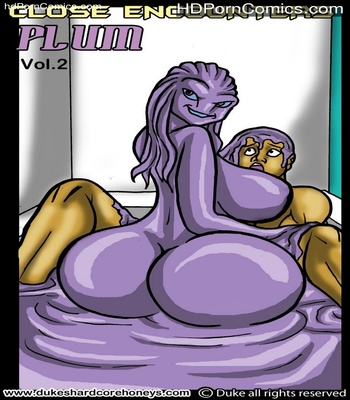 Porn Comics - Close Encounters – Plum 2 Sex Comic