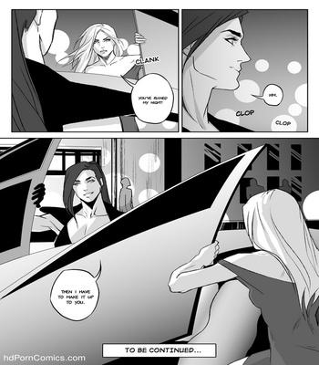 Club 1 Sex Comic