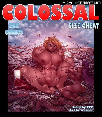 Porn Comics - Colossal Size Cheat 1 Sex Comic