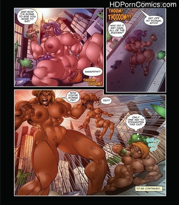 Colossal Size Cheat 1 Sex Comic