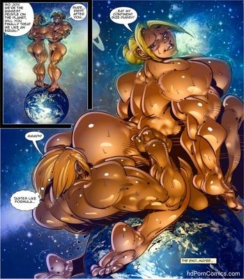 Colossal Size Cheat 2 Sex Comic