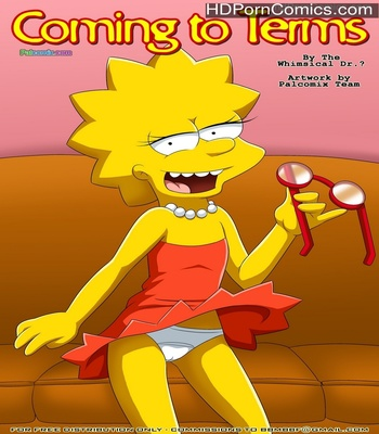 Coming To Terms 1 free sex comic