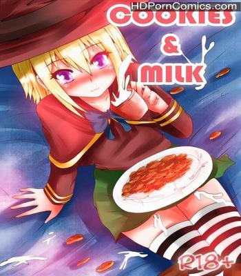 Porn Comics - Cookies & Milk Sex Comic