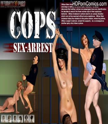 Porn Comics - Cops – Sex-Arrest Sex Comic